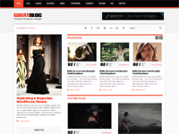 Great Blog – Free Web template