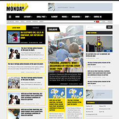 Monday Morning Magazine – WordPress Theme