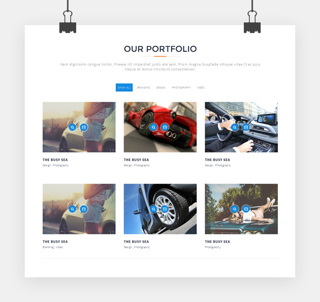 autowork wordpress theme portfolio