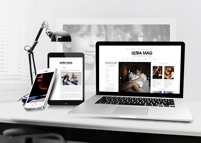 ultramag wordpress theme responsive